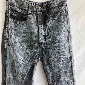 Vintage Joan of Arc Mineral Wash Mom Jeans